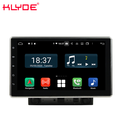 Android 10 2din universeller 10-Zoll-Auto-DVD-Player