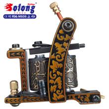 Solong TK105-60 Beginner Tattoo Kit with Tattoo Gun Power Supply Tattoo Kits With Needles