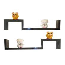 Customized Fashion Wooden Display Shelf Series (WJ277543)