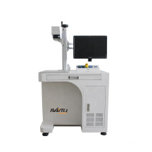 Jinan Desktop 20W 30W 50W 100W Cnc Fiber Laser Engraving Marking Machine/ Fiber Laser Marker Machine Price
