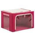 Дома Водонепроницаемый Нейлон Сумка Для Хранения Box Красный Складной Хранения