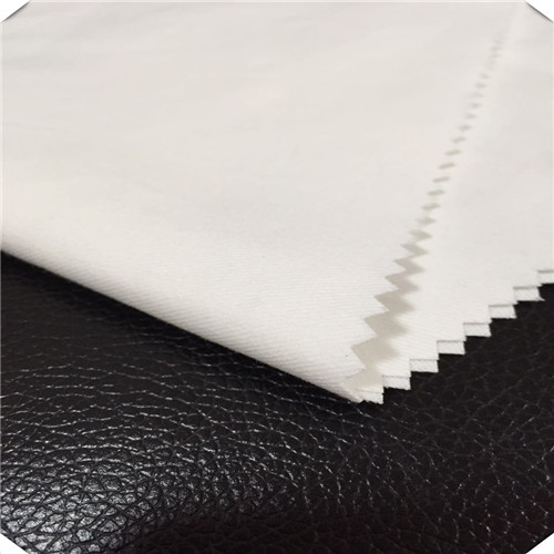 High Quality TC Bleached White Twill coating fabric
