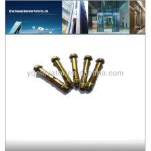 Boulon d'ancrage d'ascenseur, boulon d'ancrage de taille standard pour pièces de rechange d'ascenseur
