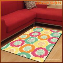 Design moderno alta pilha tapete para sala de estar