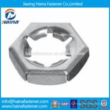 En stock Fournisseur chinois Meilleur prix DIN7967 Acier inoxydable Tight nuts