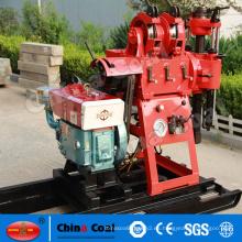 Plataforma de perforación hidráulica profunda del pozo de agua del motor diesel