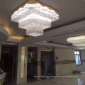 Luxury hotel restaurant chandelier ceiling lamp