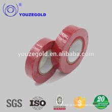 A espessura de 0,18 mm a 0,02 mm Uma variedade de fita de bandeira de cores