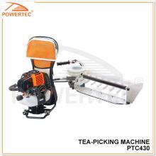 Powertec 43cc 1.4kw Machine de prélèvement de thé à essence (PTC430)