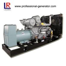 1000kVA Turbocharged Perkin Generator Set para uso industrial