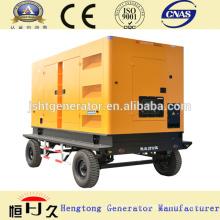 DAEWOO 300KW Mobile Generator Manufacturer