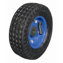 Pneumatic Rubber Wheels 6*2