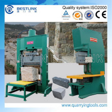 Divisor de pedra bloco hidráulico e máquina de divisão