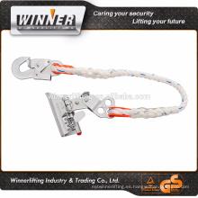 accesorios de seguridad arnés elástico de detención de caídas protección de la correa de la cuerda