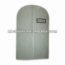 High quality non woven suit cover bag