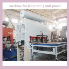 Maschine zum Laminieren von mdf Paneel / Laminiermaschine / Hochdruck-Laminatplatte