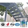 CHANGZHOU YMS 60% Zinc Content 2k Anti-rust Anti-corrosion Epoxy Zinc Rich Primer for Steel Protection