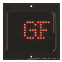 Pièces d'ascenseur--indicateur (DOT336)