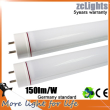 1200mm 4FT 18W 150lm / W China Lâmpadas LED T8 LED Tubo