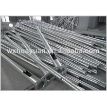 Конические горячеоцинкованные стальные стойки
