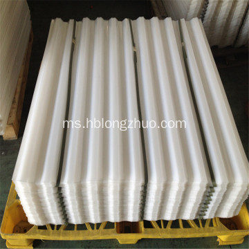 PP Anti-UV Lamella Clarifier Tube Settlers Plate Media
