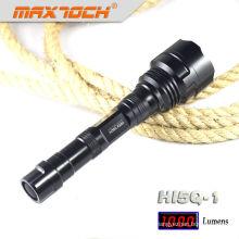Maxtoch HI5Q-1 CREE Q5 Super LED espejo Reflector militar LED antorcha