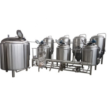 300l red copper beer brew equipment