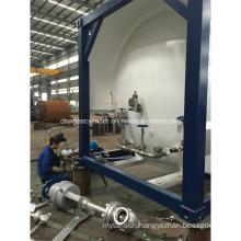 20-350m3 Capacity Lox/Lco2 Cryogenic Liquid Storage Tank