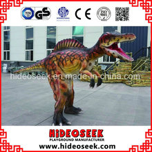 Amusement Park Professional Animatronic Walking Dinosaurier Hersteller
