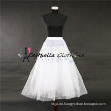 Weiß A-Linie / Hoop / Hoopless Petticoat / Underskirt Hochzeit