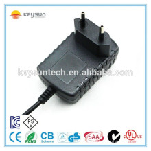 Class 2 12V 0.5A smps ite switching power supply with European standard plug