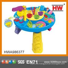 Kinder-pädagogisches DIY Werkzeug-Satz Spiel-Teig-Spielzeug