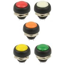 off (на) приборной панели автомобиля лодка Однополюсное 7 х 12 кратковременное нажатие кнопки включения звукового сигнала
