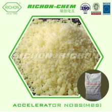 Rubber Accelerator MBS 2-(MORPHOLINOTHIO)BENZOTHIAZOLE High Demand Chemicals China Supplier