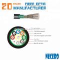 HS CODE 8544700000 Cable de fibra óptica para exteriores de un solo modo de 24 núcleos