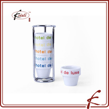 Керамическая чашка для яиц