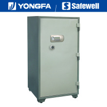 Yongfa 137cm Height Ale Panel Electronic Fireproof Safe with Knob