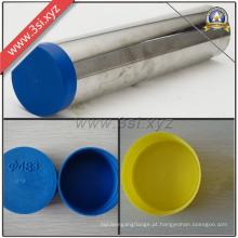 Tampas de extremidade rosqueadas da tubulação plástica do tubo (YZF-H157)