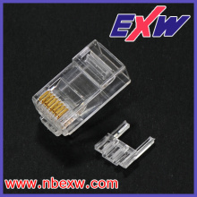 Cat6 Plug Connector 30U