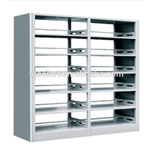 Luoyang factory manufacture book store shelves/steel library book shelf