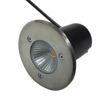 L'intense prix LED d'usine a enfoncé la lumière souterraine 5W IP67