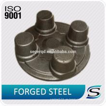 Piezas de repuesto planetarias hidráulicas certificadas ISO9001 de las forjas