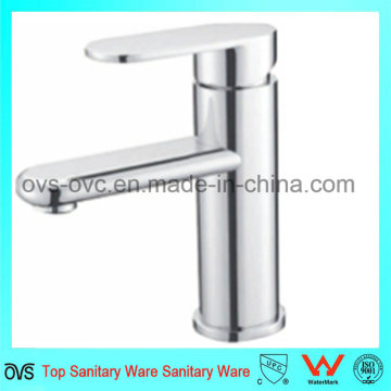 Sanitary Ware Bathroom Brass Chromed Single Handle Water Tap