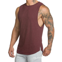 Playera sin mangas Athletic Vests para hombre