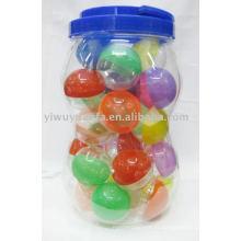 Пустые Пластиковые капсулы Контейнер для игрушки Торговый автомат