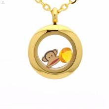 Необычные Дубай золото стекло медальон кулон серьги дизайн ювелирные наборы