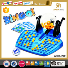 Juegos divertidos del bingo del chino de los niños fijados