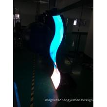 Flexible led screen display