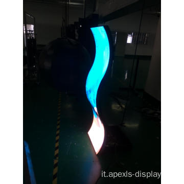 Display a led flessibile