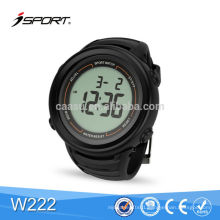 High quality promotion LCD stopwatch Arm sport stopwatch